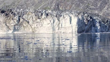 Glaciar-Tidewater-Glaciar-Johns-Hopkins-Parto-En-El-Parque-Nacional-De-Glacier-Bay-Alaska