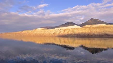 Panning-shot-of-Vesla-Fiord-in-Eureka-Sonido-on-West-Ellesmere-Island-on-Nunavut-Canada