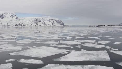 POV-motion-cruising-through-sea-ice-in-Hornsund-in-the-Svalbard-archipelago-Norway