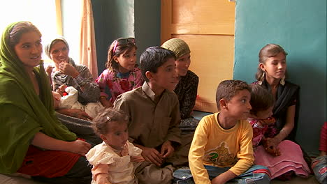 A-family-gathering-in-Afghanistan