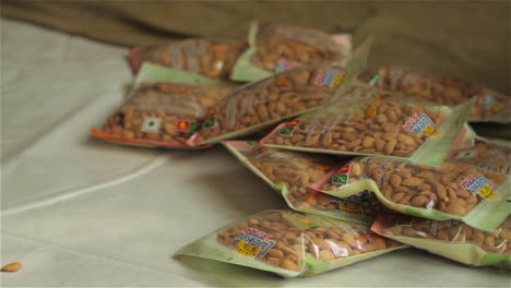Women-work-in-a-factory-in-Afghanistan-producing-and-packaging-dried-almonds