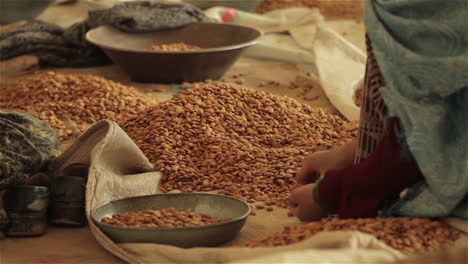 Women-work-in-a-factory-in-Afghanistan-producing-and-packaging-dried-almonds-3
