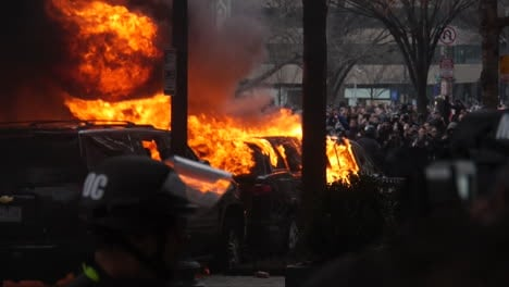 A-big-fire-rages-as-violence-erupts-at-Donald-Trump-s-inauguration-in-Washington-DC