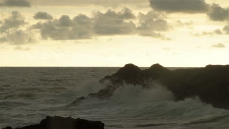 A-storm-blows-in-over-the-ocean-at-sunset-1
