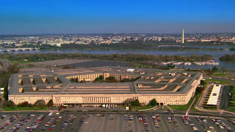 Aerial-over-the-Pentagon-in-Washington-DC-1