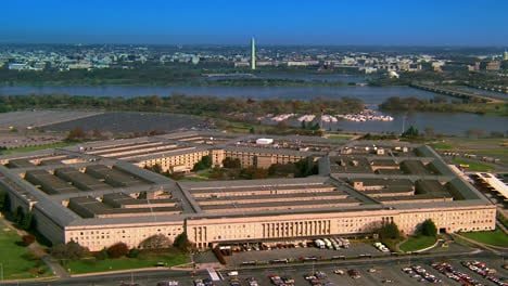 Aerial-over-the-Pentagon-in-Washington-DC-2