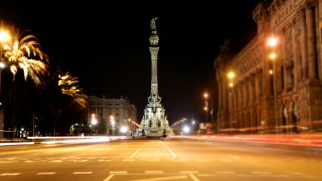Colon-Statue-Night-02