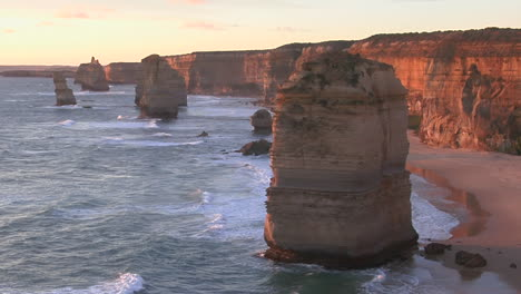 Rock-Formations-Known-As-The-Twelve-Apostles-Stand-Out-On-The-Australian-Coast