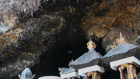 Bats-Hang-On-The-Walls-At-The-Pura-Goa-Lawah-Temple-In-Indonesia