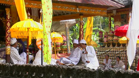 Balinese-Holy-Men-Prepare-For-A-Religious-Event-In-Bali-Indonesia