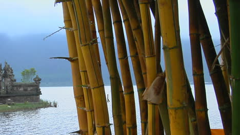 A-Bamboo-Forest-Reveals-A-Asian-Temple-On-Lake-Bratan-Bali-Indonesia
