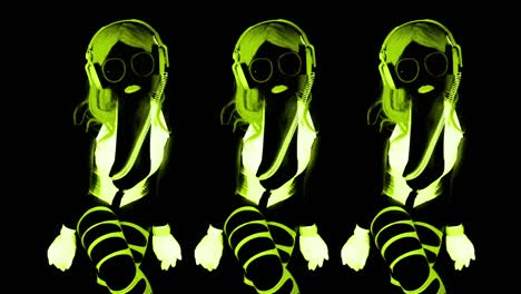 Glowing-UV-Woman-10