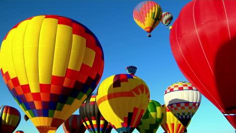 Pan-Across-Beautiful-Balloons-Launching-At-The-Albuquerque-Balloon-Festival-1