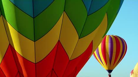 Colorful-Balloons-Launch-At-The-Albuquerque-Balloon-Festival-3
