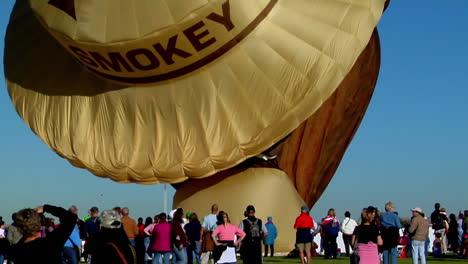 A-Smokey-The-Bear-Balloon-At-The-Albuquerque-Balloon-Festival-1