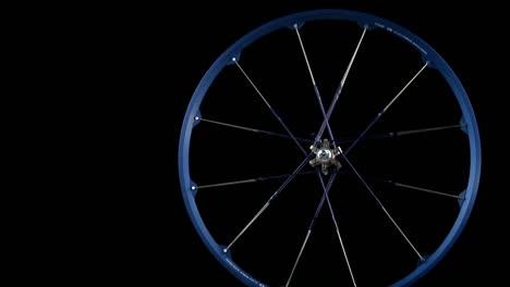 A-blue-wheel-revolves