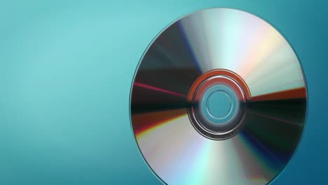 A-DVD-disc-revolves-and-turns
