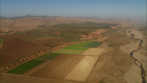 Antena-De-Helicóptero-Del-Valle-De-Santa-Maria-California-1