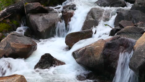 A-stream-or-river-flows-over-boulders