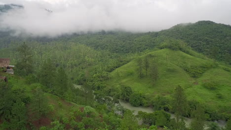 An-vista-aérea-over-the-Semuc-Champey-río-in-Guatemala-1