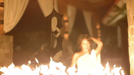 Woman-Relaxing-Dancing-Fire-131