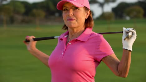 Elderly-Lady-Golf-39