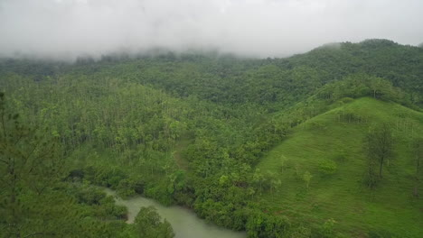 An-aerial-over-the-Semuc-Champey-river-in-Guatemala-7
