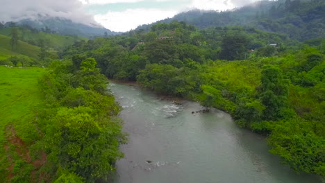 An-aerial-over-the-Semuc-Champey-river-in-Guatemala-8