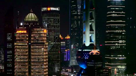 Toma-De-Establecimiento-Del-Horizonte-De-Shanghai-China-En-La-Noche-1