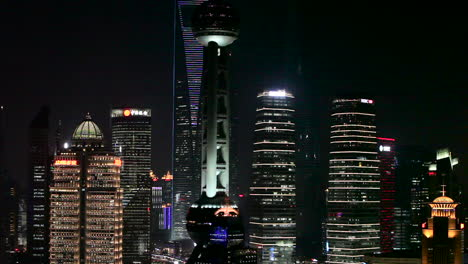 Establishing-shot-of-the-skyline-of-Shanghai-China-at-night-2