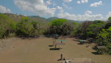 Antena-Sobre-La-Ciudad-Perdida-De-El-Miradero-En-Guatemala-2