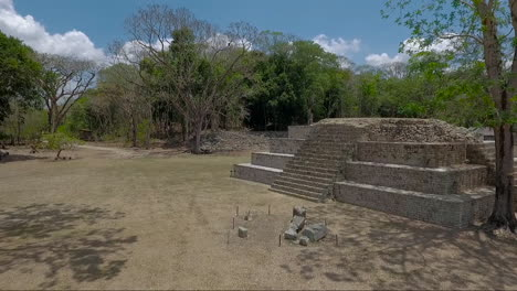 Antena-Sobre-La-Ciudad-Perdida-De-El-Miradero-En-Guatemala-5