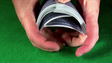 A-deck-of-cards-is-shuffled
