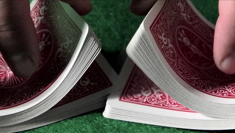 A-deck-of-cards-is-shuffled-in-slow-motion-1