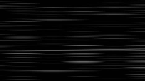 Looping-animation-of-black-and-white-horizontal-lines-oscillating