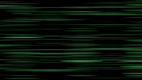 Looping-animation-of-light-green-and-black-horizontal-lines-oscillating
