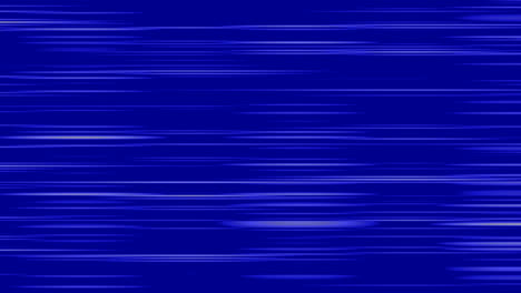 Looping-animation-of-blue-and-white-horizontal-lines-oscillating