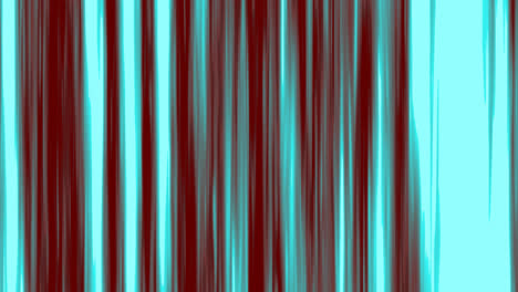 Looping-animation-of-aqua-and-maroon-vertical-lines-oscillating