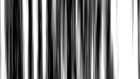 Looping-animation-of-black-and-white-vertical-lines-oscillating