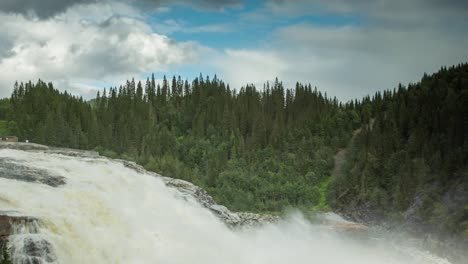 Norway-Fir-Waterfall-00