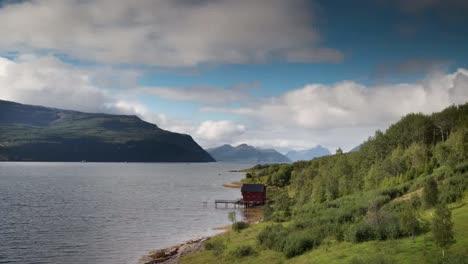 Norway-Red-Hut-00