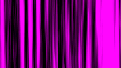 Looping-animation-of-black-and-purple-vertical-lines-oscillating