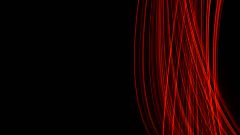Looping-animation-of-red-light-rays