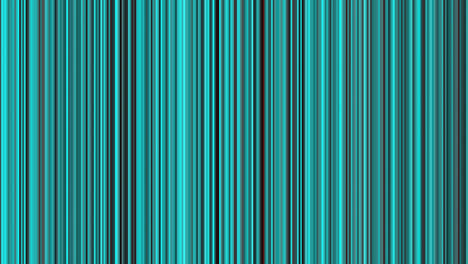 Looping-animation-of-black-and-aqua-vertical-lines-oscillating