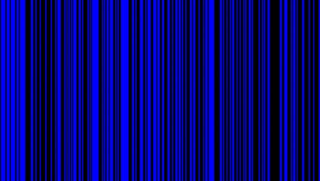 Looping-animation-of-black-and-blue-vertical-lines-oscillating-2