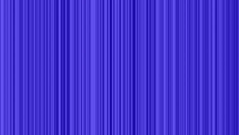 Looping-animation-of-gray-and-blue-vertical-lines-oscillating