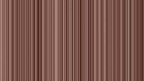 Looping-animation-of-brown-and-white-vertical-lines-oscillating