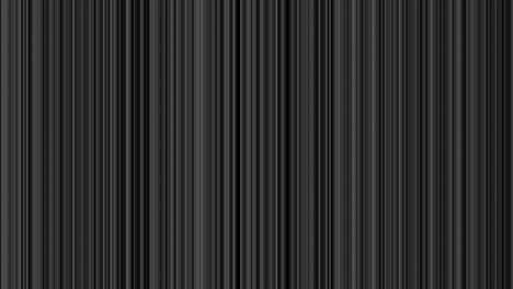 Looping-animation-of-black-and-gray-vertical-lines-oscillating