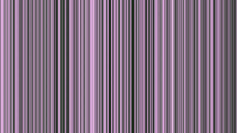 Looping-animation-of-purple-white-and-black-vertical-lines-oscillating