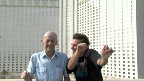 A-man-teaches-his-grandfather-a-dance
